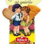 Publicidad Rifacli años 70