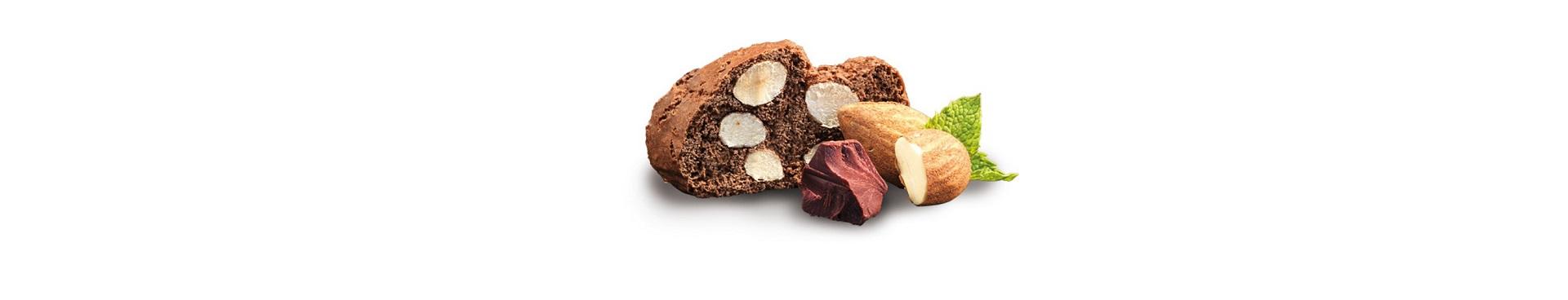 Carquinyolis Artesanos Cacao con Almendras destacada