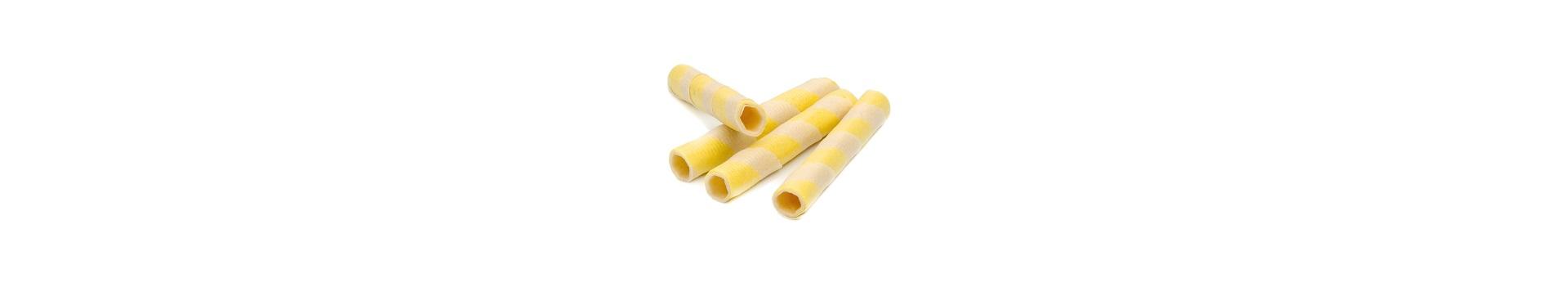 Flautins Bicolor Limón destacada